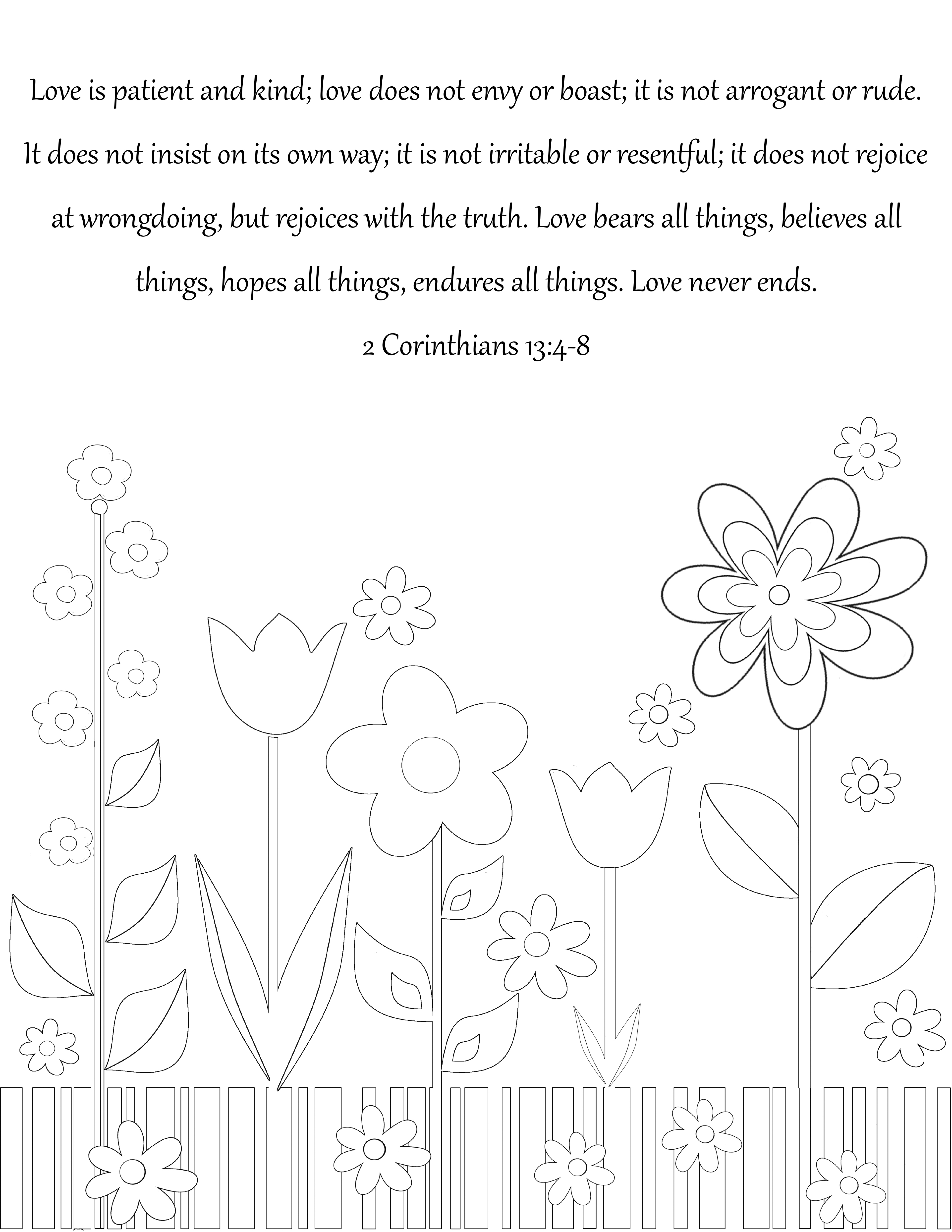 Free Page for Blog Post-2 Cor 13-4-8
